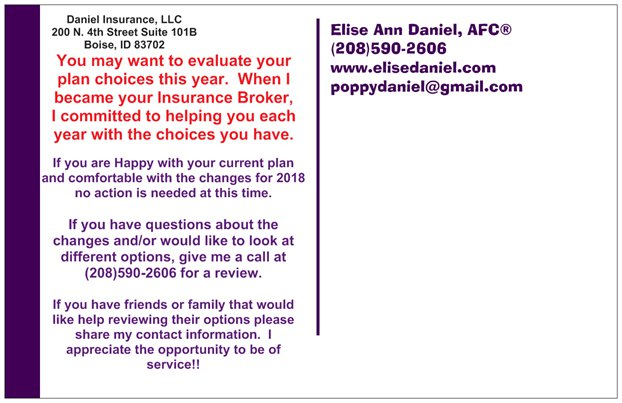 preview AEP back of card 2017